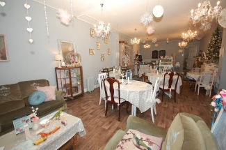 Vintage Tea Room South Shields For Sale